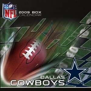 Dallas Cowboys 2009 Box Calendar (9781436003520): Turner