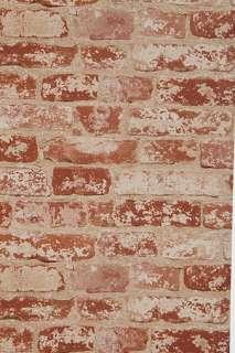 UrbanOutfitters > Brick Trompe Loeil Wallpaper