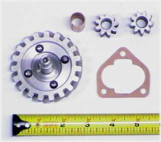 FORD 9N 2N early 8N oil pump repair kit 3/4 gears