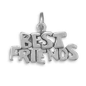 Best Friends Charm Jewelry