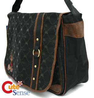 Disney Mickey Mouse Messenger Bag   Classic Leather