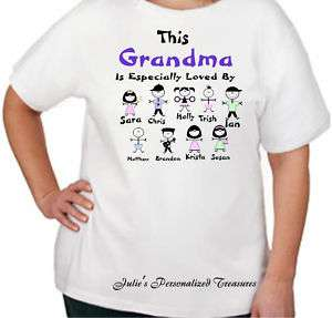 Personalized This Aunt/Uncle Belongs To T Shirt S 6X