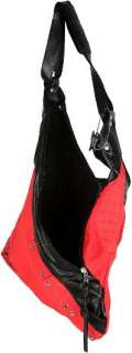 RARE NEW MICHAEL JACKSON RED THRILLER JACKET TOTE BAG