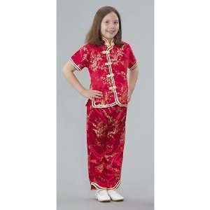 Ethnic Costumes Chinese Girl: Office Products