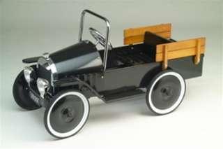 1939 BLACK PICK UP TRUCK Pedal Car   NO SALES TAX
