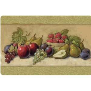Fruit Design Kitchen Floor Mat  A Trendy Home:  Kitchen