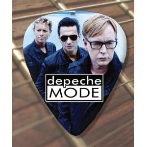 Depeche Mode (2) Premium Guitar Pick x 5 Medium