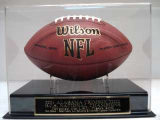 2011 UNIVERSITY OF ALABAMA CRIMSON TIDE B.C.S. NATIONAL CHAMPIONS