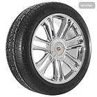24 Inch Cadillac Platinum Escalade Chrome Wheels Rims and Tires