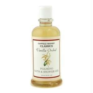 Caswell Massey Vanilla Orchid Foaming Bath & Shower Gel