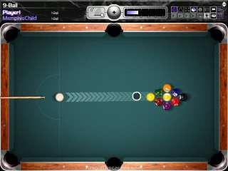 CUE CLUB Billiards Pool Snooker 8 ball PC Game NEW $2SH 743999123502
