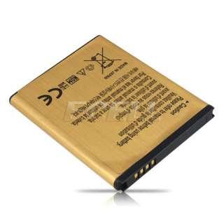2430MAH HIGH CAPACITY GOLD BATTERY FOR I9100 GALAXY S 2