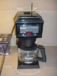 BUNN A 10 SERIES COMMERCIAL COFFEE MAKER BREWER MACHINE. WORKS GREAT