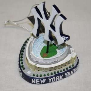 New York Yankees New Yankee Stadium Christmas Ornament