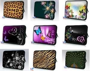 Tiger Netbook Sleeve Bag 7   10 inch Laptop Case Cover