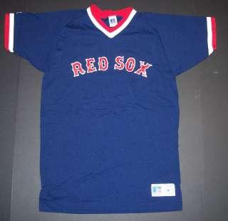 Boston Red Sox Navy Blue Baseball Jersey Youth