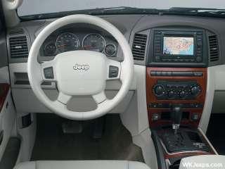 JEEP CHRYSLER DODGE 6 CD PLAYER RADIO GPS REC NAVIGATION RADIO