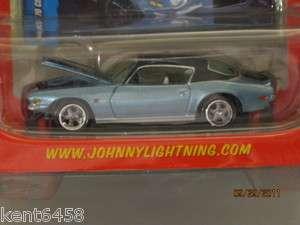 JOHNNY LIGHTNING 1/64 1970 CHEVY CAMARO Z28 NEW DIECAST 50196 PONY