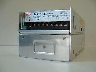 36A 12 Volt Regulated Power Supply Security Camera 12V