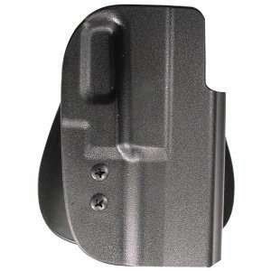 Uncle Mikes   Kydex Paddle Holster, Size 21, Glock 17/22