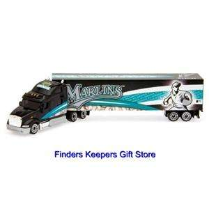 Florida Marlins Diecast Collectibles MLB Gift Toys Merchandise Tractor