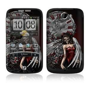 HTC WildFire Skin Decal Sticker   Gothic Angel: Everything Else