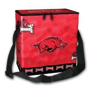 Arkansas Razorbacks NCAA 12 Pack Soft Sided Cooler Bag