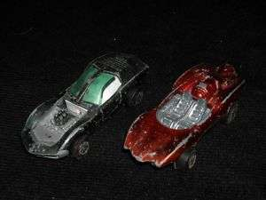 Topper Johnny Lightning Custom Mako Shark,Turbine Cars
