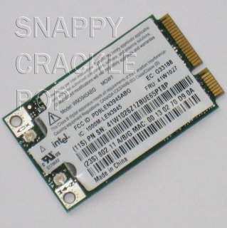 IBM Thinkpad T60 X60 Z61 Wireless WIFI CARD 41W1027