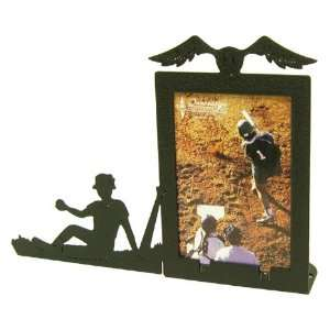 WOMENS SOFTBALL 2X3 Vertical Picture Frame: Home & Kitchen