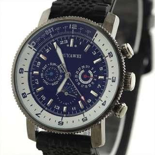 Men Waterproof Automatic Mechanical Wrist Watch 6 Hand OHSEN