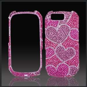 crystal bling case cover Motorola I1 Opus 1 Cell Phones & Accessories