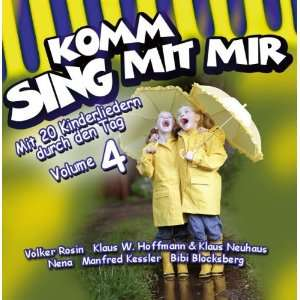Komm Sing Mit Mir 4 Various Artists Music