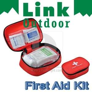 Emergency First Aid Kit Camping Boating Hunting DC046