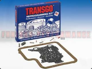 TransGo Stage 3 Shift Kit for Ford C6 Auto Transmission