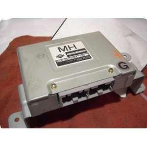 Body Computer BCU  INFINITI I30 99 Transmission; (under console right
