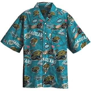 Jacksonville Jaguars Tailgate Party Button Down Shirt