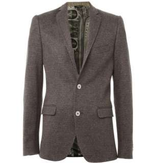 Clothing  Blazers  Single breasted  Cashmere Two
