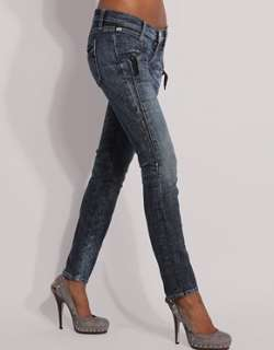 Miss Sixty  Miss Sixty Twisted Seam Zippy Jeans at