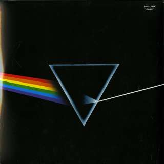Pink Floyd   The Dark Side Of The Moon (12 Vinyl LP + Poster) NEW+OVP