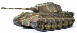 Dragon WWII German 1/35 King Tiger Henschel Tank 61017 |