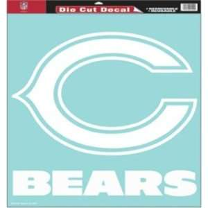 NIB Chicago Bears NFL Die Cut Sticker Decal Sports