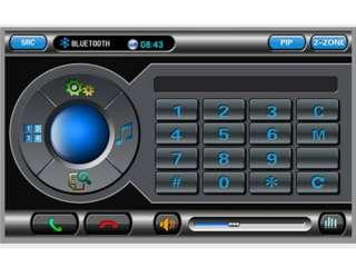 AVANTE I35 2011 2012 GPS Navi Custom Car Radio Media DVD Player