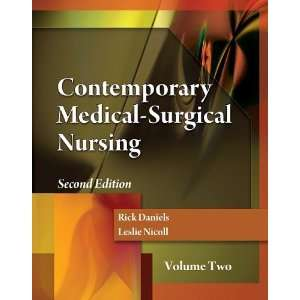 Nursing, Volume 2 (Book Only) [Hardcover] Rick Daniels Books