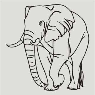 Shirt mit Motiv Elefant Jumbo Dumbo Afrika Savanne