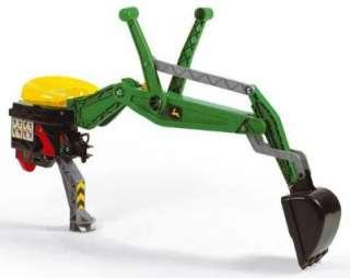 John Deere Heckbagger,409358,Rolly Toys,Neu,