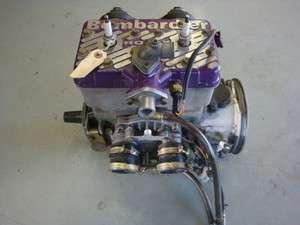 SKI DOO 97 MXZ 670 ENGINE MOTOR 3K MI FORMULA Z SUMMIT X S 2000 RAVE