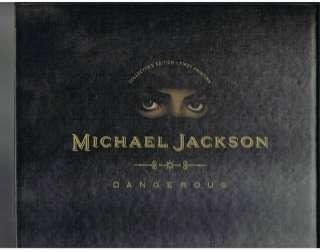 Michael Jackson Dangerous Limitierte Pop Up Diorama CD in Baden