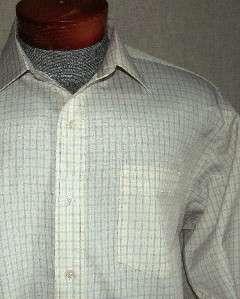 ATTRACTIVE MENS HUGO BOSS DRESS SHIRT 16 1/2 34 NICE