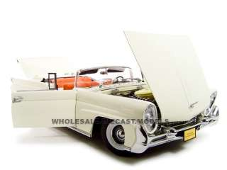 of 1958 Lincoln Continental Mark III die cast model car by SunStar